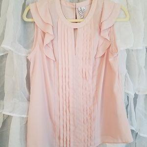 Elle Pink sleeveless top